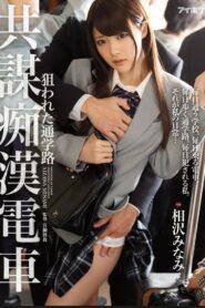 [IPX-104] Minami Aizawa รถไฟโศกสวาท