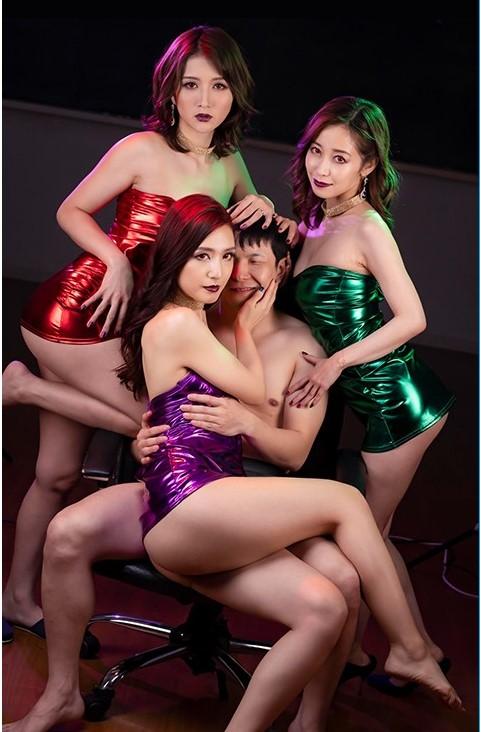 [SDDE-625] Room Confinement SPECIAL เสียวไม่เบา ขอเอาสามสาว