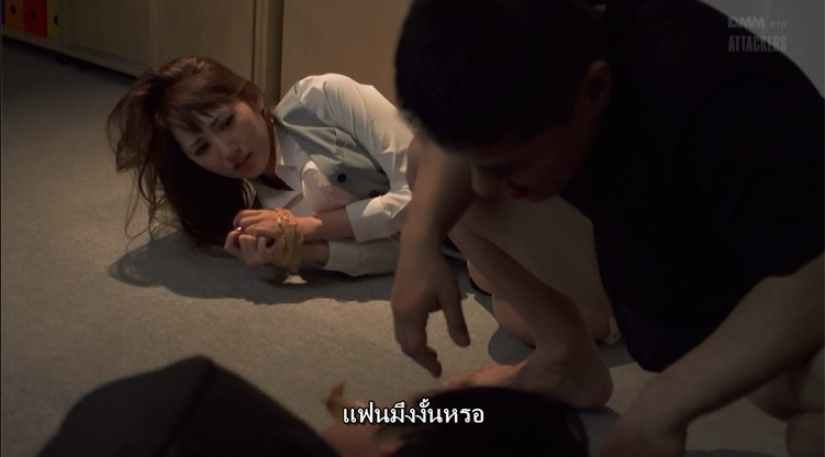 [SHKD-739] Tsubasa Amami ปล้นสวาทสาวธนาคาร